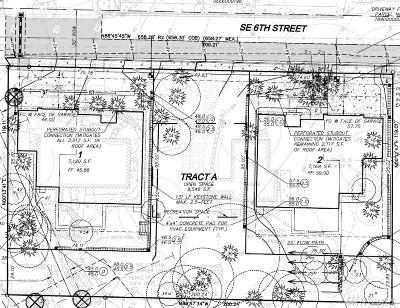 Bellevue Residential Lots & Land For Sale: 10235 SE 6th St