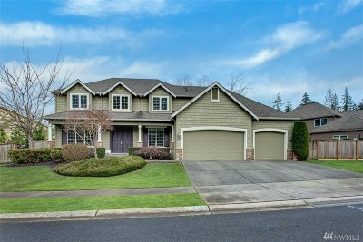 Snohomish Single Family Home For Sale: 8115 134th St SE