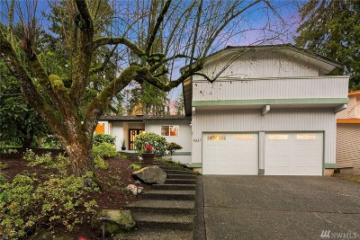 Issaquah Single Family Home For Sale: 4337 182nd Place SE