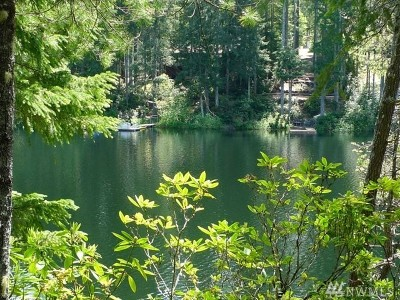 Mason County Residential Lots & Land Pending Feasibility: 991 NE Collins Lake Dr