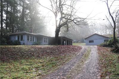 Mason County Single Family Home Pending: 610 SE Cole Rd
