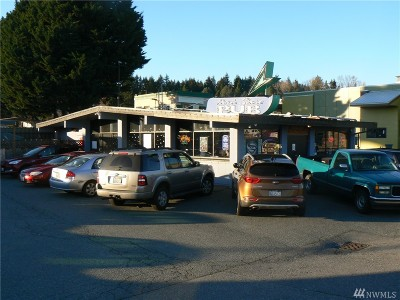 Kenmore Commercial For Sale: 18017 68th Ave NE