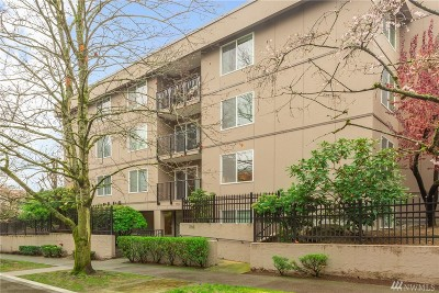 Condo/Townhouse Sold: 701 17th Ave #207