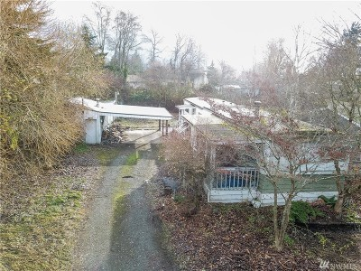 Bellingham Single Family Home For Sale: 3441 Redwood Ave