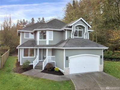 Puyallup Single Family Home For Sale: 1626 7th St Pl SE