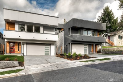 Bothell Single Family Home For Sale: 10308 NE 189th #A