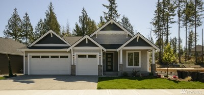 Port Orchard Single Family Home For Sale: 2148 Donnegal Cir SW