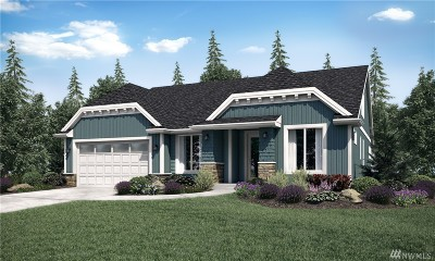 Port Orchard Single Family Home For Sale: 2154 Donnegal Cir SW