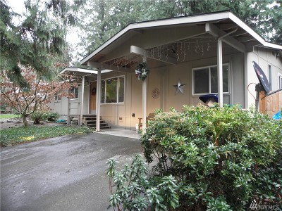 Woodinville Single Family Home For Sale: 15846 196th Place NE