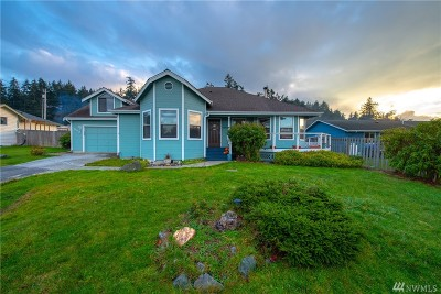 Coupeville WA Single Family Home For Sale: $355,000