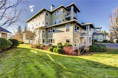 Issaquah Condo/Townhouse For Sale: 22425 SE Highland Lane #107