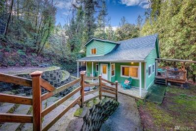 Mason County Single Family Home Sold: 100 E Terrace Dr