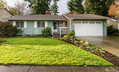 Federal Way Single Family Home For Sale: 31801 25th Ave SW