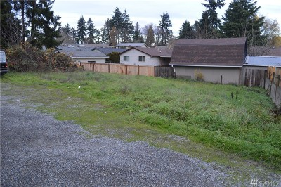 Tacoma Residential Lots & Land For Sale: 705 S 96th St