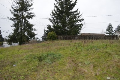 Tacoma Residential Lots & Land For Sale: 709 S 96th St