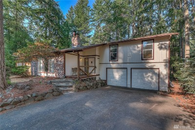 Gig Harbor Single Family Home For Sale: 5415 140th St NW