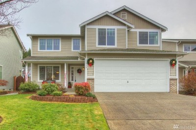 Puyallup Single Family Home For Sale: 16919 119th Av Ct E