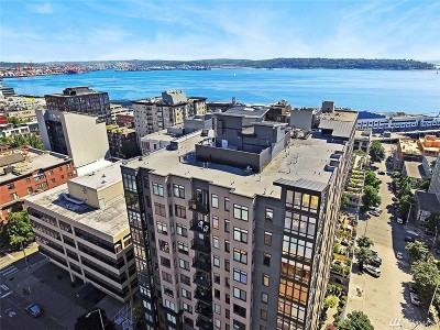 Seattle Condo/Townhouse For Sale: 2721 1st Ave #PH08