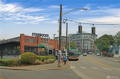 Seattle Commercial For Sale: 505 E Denny Wy #C1