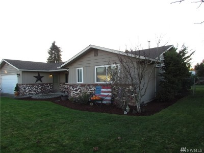 Centralia Single Family Home For Sale: 701 Bengal Ct