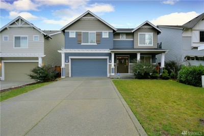 Poulsbo Single Family Home For Sale: 1789 Regent Ave NW