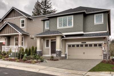 Lake Stevens Single Family Home For Sale: 10022 7th Place SE #W53