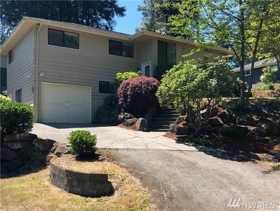 Shoreline Single Family Home For Sale: 17555 8th Ave NE