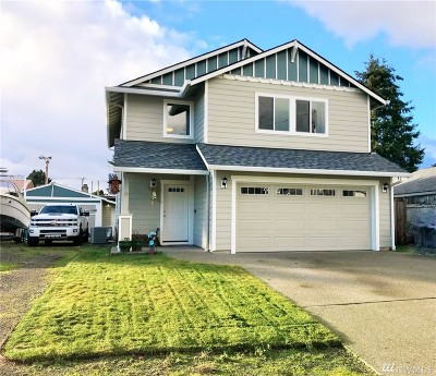 Shelton WA Single Family Home For Sale: $289,000