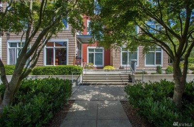 Bainbridge Island Condo/Townhouse For Sale: 180 Harbor Square Lp NE #B-122
