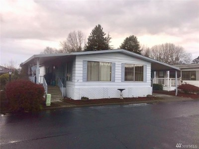 Auburn Mobile Home For Sale: 1402 22nd St NE #43