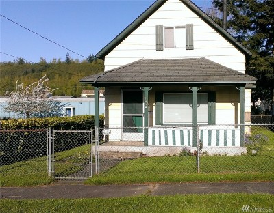 Chehalis Single Family Home For Sale: 942 NW Pennsylvania Ave