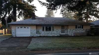 Tumwater Single Family Home For Sale: 5902 Elm St SE