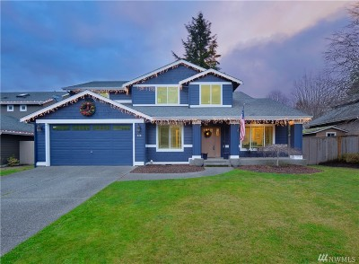 North Bend WA Single Family Home For Sale: $724,990