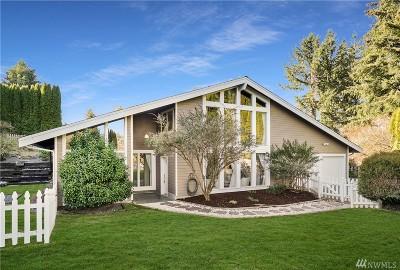 Monroe Single Family Home For Sale: 12624 266th Avenue SE