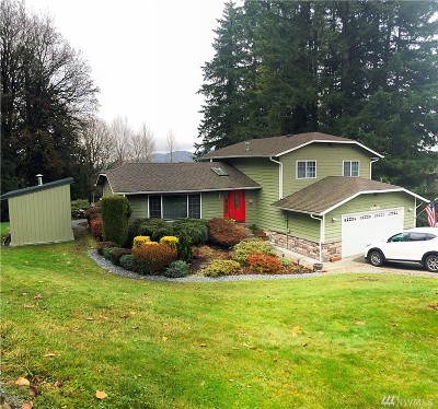 Snohomish Single Family Home For Sale: 10415 180th St SE