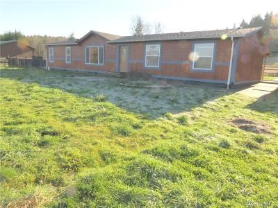 Rochester WA Single Family Home For Sale: $275,000