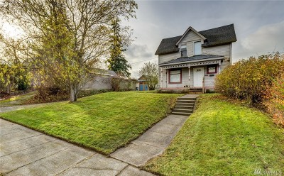 Bellingham Single Family Home For Sale: 1511 Iron St
