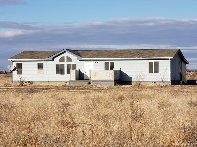 Moses Lake Single Family Home For Sale: 3912 Road 7.8 NE