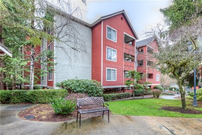 Mill Creek Condo/Townhouse For Sale: 15433 Country Club Dr #F209