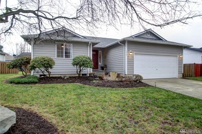 Skagit County Single Family Home For Sale: 1218 Hemlock Place