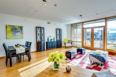 Bainbridge Island Condo/Townhouse For Sale: 211 Wyatt Wy NW #B202