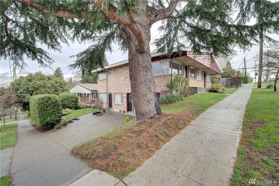 Seattle Multi Family Home For Sale: 2372 48th Ave SW