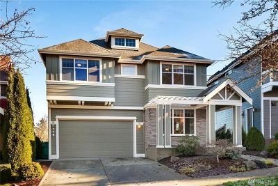 Issaquah Single Family Home For Sale: 778 Big Tree Dr NW