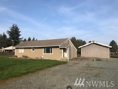 Sedro Woolley Single Family Home For Sale: 22677 Rhodes Rd