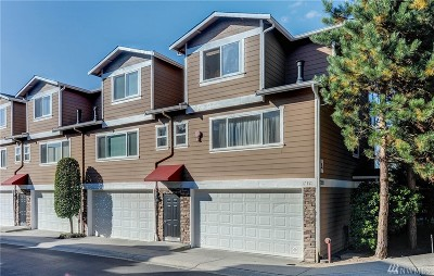 Kenmore Condo/Townhouse For Sale: 17921 80th Ave NE #A-8