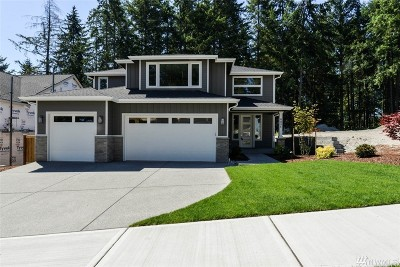 Steilacoom Single Family Home For Sale: 2721 Tasanee Ct