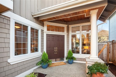 Sammamish Single Family Home For Sale: 920 274th Wy SE