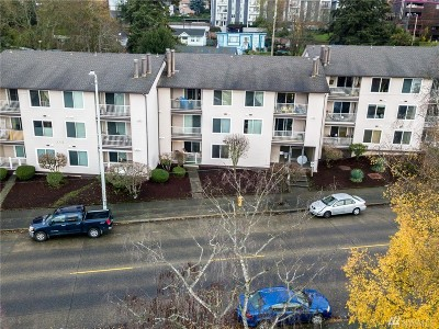 Seattle Condo/Townhouse For Sale: 9020 25th Ave SW #101F