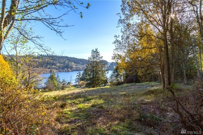 Skagit County Residential Lots & Land For Sale: Campbell Lake Rd