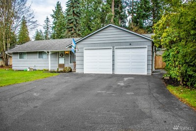 Federal Way Single Family Home For Sale: 531 SW 302nd St